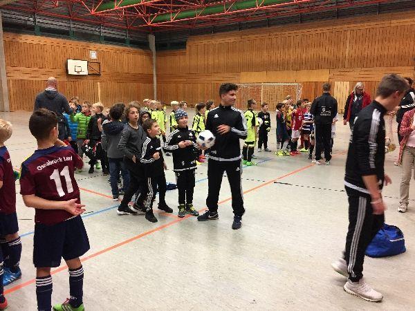 Auswahlturnier 2016 Der Dfb Eliteschulen Fussball